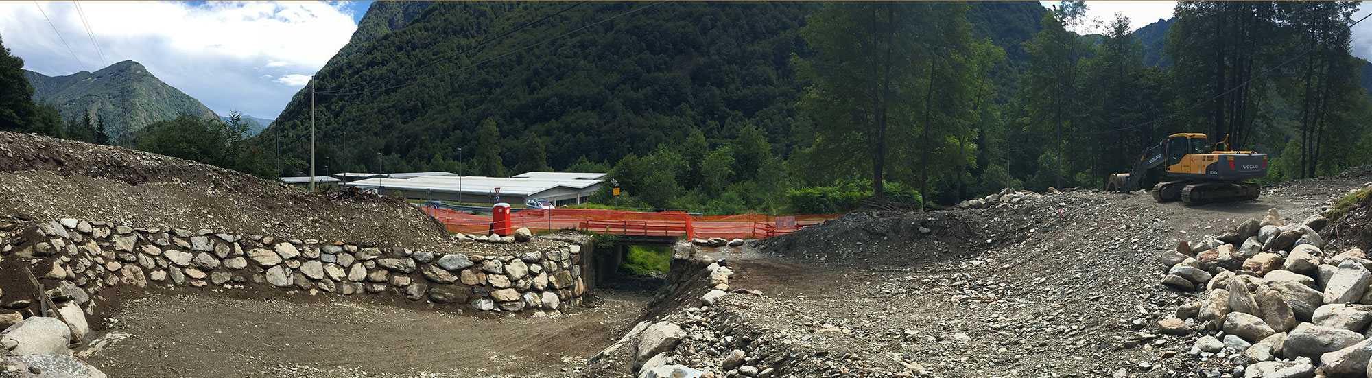 impresa defabiani costruzioni demolizioni scavi